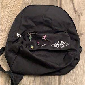 NWOT PINK Mini Backpack